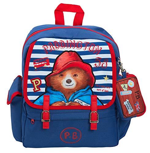 Product Image 4: Paddington Bear Kids Luxury Backpack Satchel Travel Case + Detatchable Wallet Purse Boys Girls School Book Bag