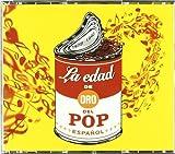 La Edad De Oro Del Pop Español (5cd)
