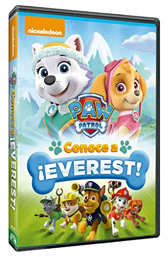 PAW PATROL 06: CONOCE A EVEREST [DVD]