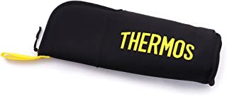 THERMOS 「山専用ボトル」専用ポーチ 0.9L ブラックイエロー(BKY) FFX-900POUCH