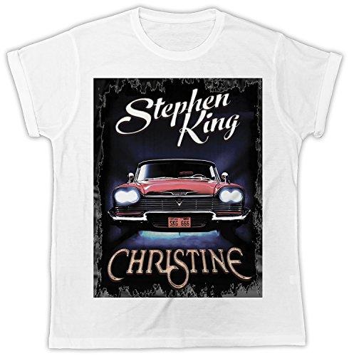Stephen King Christine Movie Poster Cooler Spruch, Slogan, lustiges Design, Geschenkidee