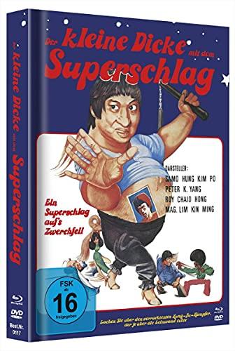 Der Kleine Dicke mit dem Superschlag – Limited Mediabook – Cover B [Blu-ray & DVD]