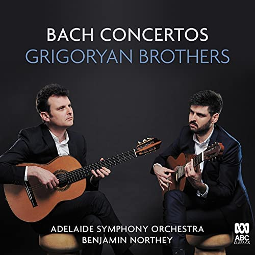 Grigoryan Brothers, The Adelaide Symphony Orchestra & Benjamin Northey