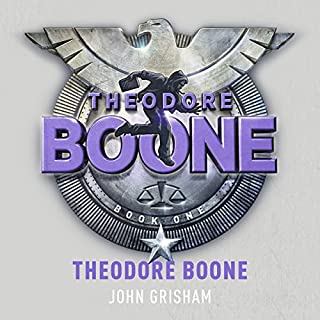 Theodore Boone                   By:                                                                                                                                 John Grisham                               Narrated by:                                                                                                                                 Richard Thomas                      Length: 5 hrs and 3 mins     222 ratings     Overall 3.9