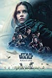 Star Wars: Rogue One - Movie Poster/Print (Regular Style) (Size: 27 inches x 40 inches)