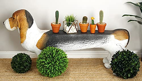Deco 79 Ps Dog Bench, 55\