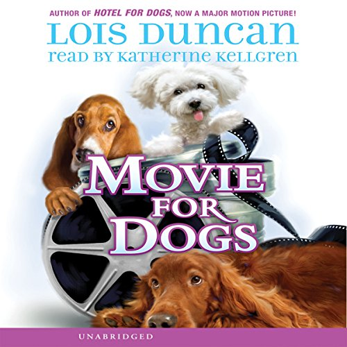 Movie for Dogs audiobook cover art