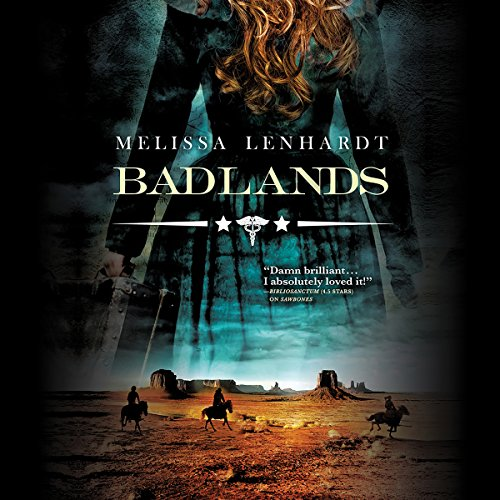Badlands audiobook cover art
