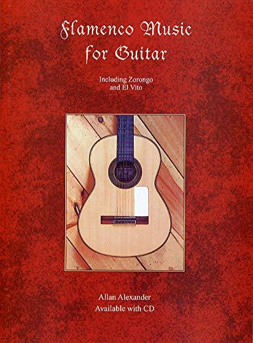 Allan Alexander: Flamenco Music For Guitar. Für Gitarre, Tabulatur Gitarre