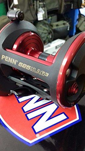 Penn 525 Mag3 Multiplier Fishing Reel
