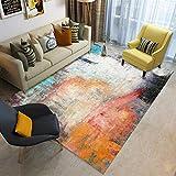 AHDTLAY alfombras Online Moda Impresión 3D Deslizamiento Simple...