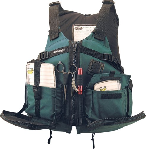Stohlquist Piseas Personal Floatation Device, Evergreen, Large/X-Large