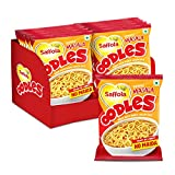 New Ring Noodles- exciting shape for a fun snack time Lip-smacking masala makes it yummy to eat All Yum, No Maida – hence healthy for you Goodness of whole grain oats and real vegetables Rich in Fibre and High in Protein Make Oodles Instantly. Ready ...