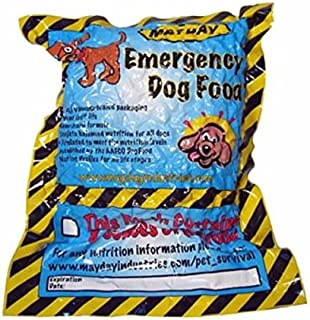 Mayday Industries Emergency Survival Food For Dog - Pack of Ten