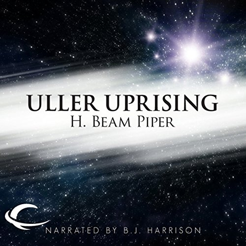 Uller Uprising audiobook cover art