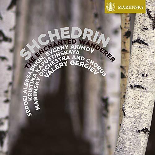 Shchedrin: The Enchanted Wanderer/Vier Fragmente aus \'Das bucklige Pferdchen\'/Konzert für Orchester Nr.1 \'Naughty Limmericks\'