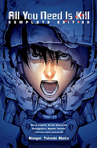All you need is kill. Complete edition (Vol. 1-2)