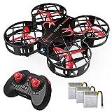SNAPTAIN H823H Plus Mini Drone per Bambini, Funzione Lancia & Vola,...