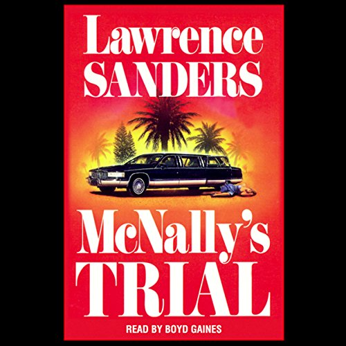 McNally's Trial audiobook cover art