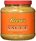 Reese's Peanut Butter Sauce 4.5 Lbs. (Pack of 6) by Reese's
