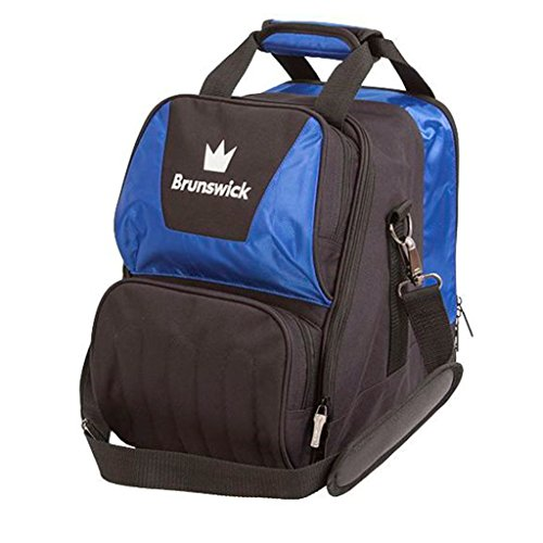 Brunswick Crown Bowlingtasche, Royal