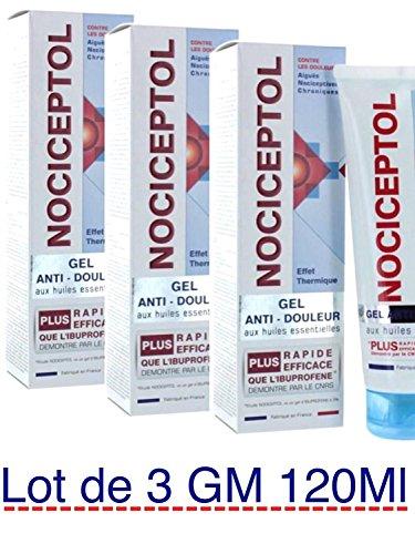 Preisvergleich Produktbild Polidis nociceptol Gel Anti Schmerzen