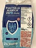 Manica FUNGICIDA POLTIGLIA BORDOLESE 20 WG (2, 1 kg (2 da 500 g))