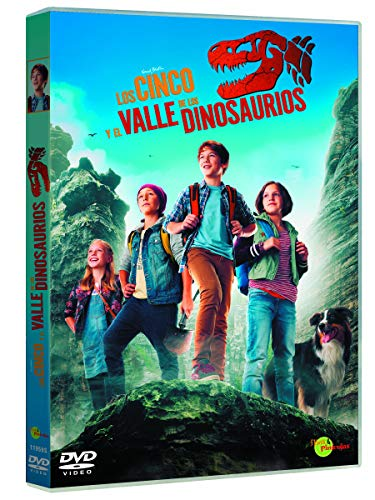 The Five And The Valley Of The Dinosaurs [DVD]