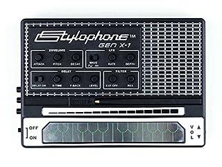 scheda stylophone gen x-1 sintetizzatore portatile analogico con cassa incorporata