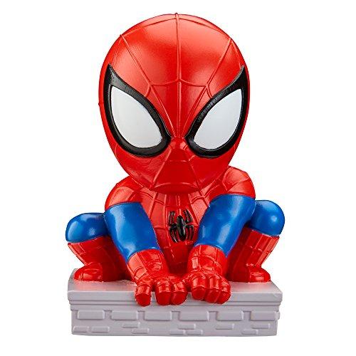 GoGlow Spider-Man Linterna y Luz de Noche, Azul