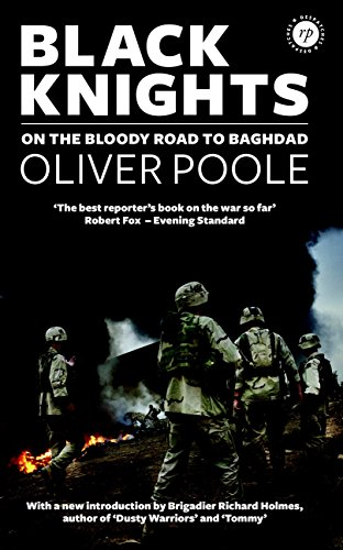 Black Knights: On the Bloody Road to Baghdad (Blood and Treasure Book 1)