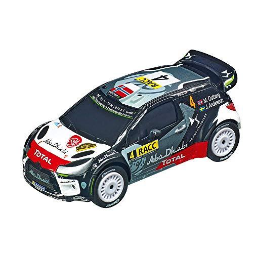 Citroën DS3 WRC Citroën WRT, M.Ostberg