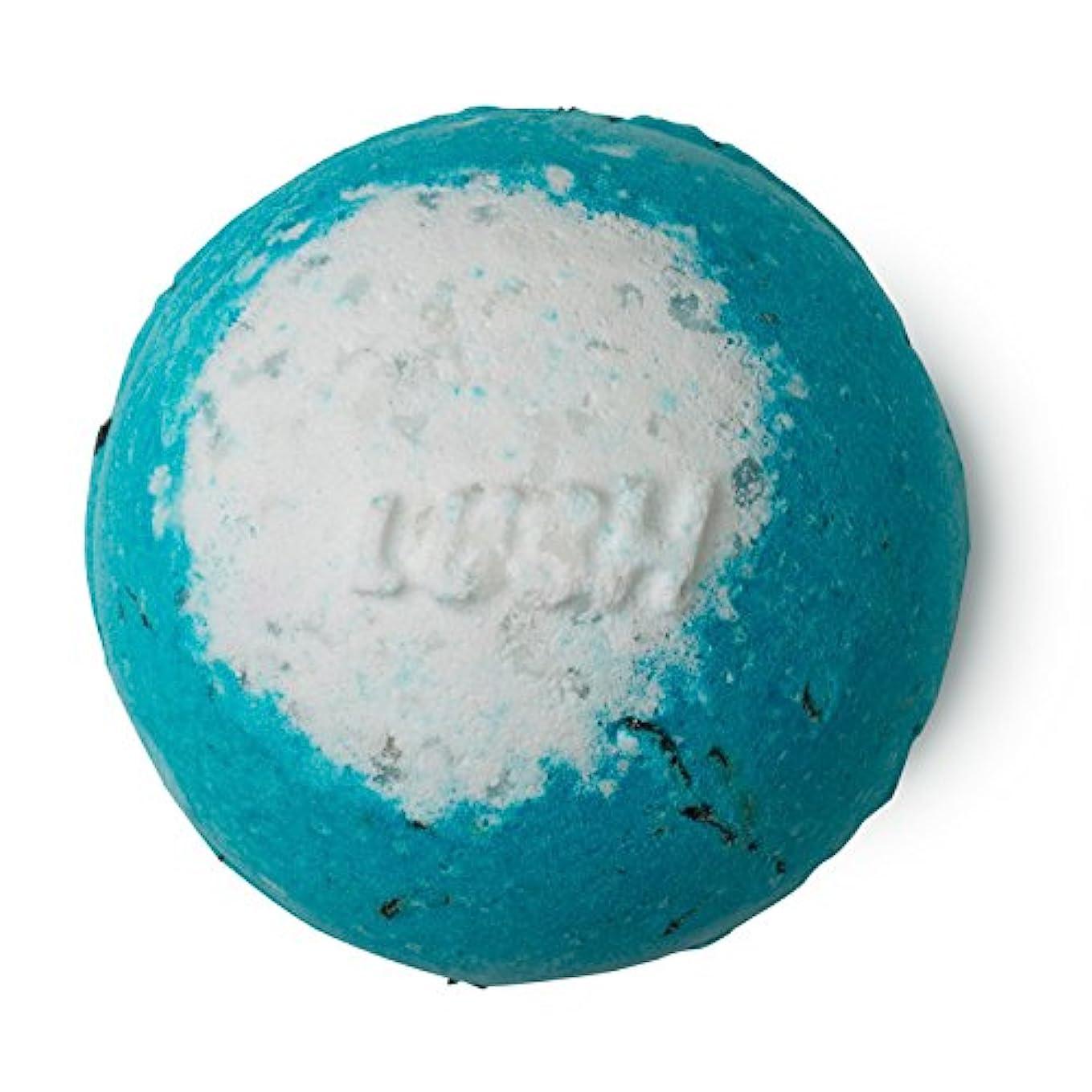 塩辛いみがきます舗装LUSH ラッシュ RUSHラッシュ 200g バスボム 浴用 シーソルト 入浴剤 ラベンダーオイル 入浴剤 ギフト