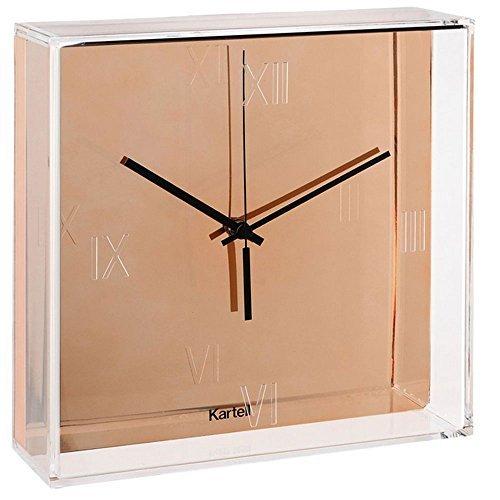 orologio kartell Kartell Tic Tac - Orologio da parete in rame by Kartell
