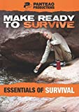 Panteao Productions: Make Ready to Survive: The Essentials of Survival - PMRS01 - Prepper - Survival Training -  Survivalist - Bugging Out - Prepping -  Survival Techniques - DVD