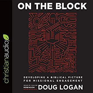 On the Block audiobook cover art