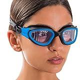 AqtivAqua DX Gafas Natación de Amplio Rango de Visión DX //...