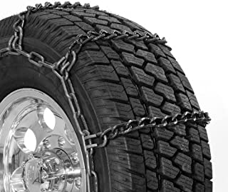 Security Chain Company QG4249 Quik Grip Type DT Light Truck Dual and Triple Tire Traction Chain Pack of 1