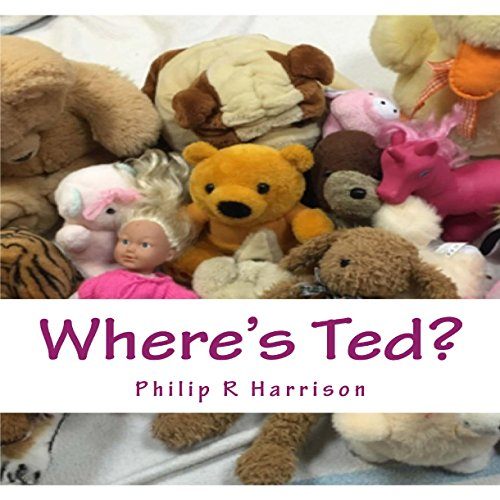 Where's Ted? audiobook cover art