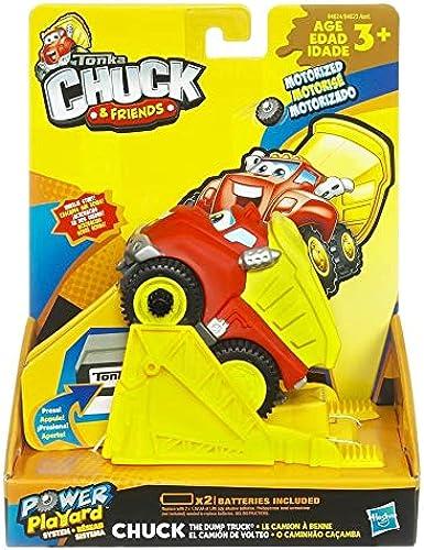 Chuck und Freunde  Chuck Die Dump Truck