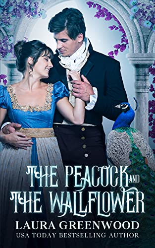 The Peacock and the Wallflower Laura Greenwood The Shifter Season
