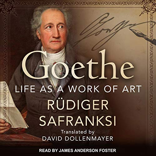 Goethe audiobook cover art
