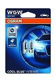 OSRAM COOL BLUE INTENSE W5W lampe halogène, éclairage de plaque, feu de position,...