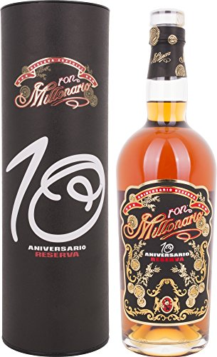 Ron Millonário 10th Anniversary Reserve Rum - 700 ml