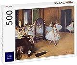 Lais Puzzle Edgar Germain Hilaire Degas - El salón de Baile 500 Piezas