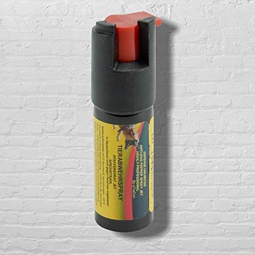 Tierabwehrspray Pfefferspray - JET Sprühstrahl zielgenau auf 5 m (1)