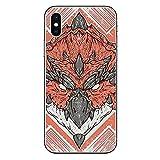 SHCASEA Monster Hunter Hülle für iPhone 11 Waren