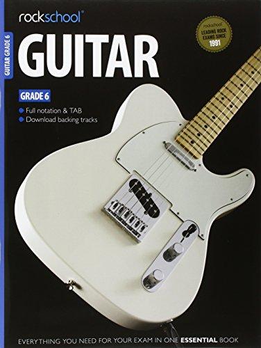 Rockschool Guitar - Grade 6 (2012)