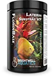 Brightwell Aquatics FlorinBase Laterin Substrat VF - Very Fine Granular High Porosity Clay Base Substrate for Planted and Freshwater Shrimp Aquaria, 700 Grams