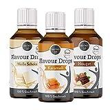 borchers Flavour Drops Probierpaket